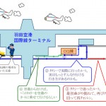 【ペット】羽田空港で輸出検査申請(CIQ棟)